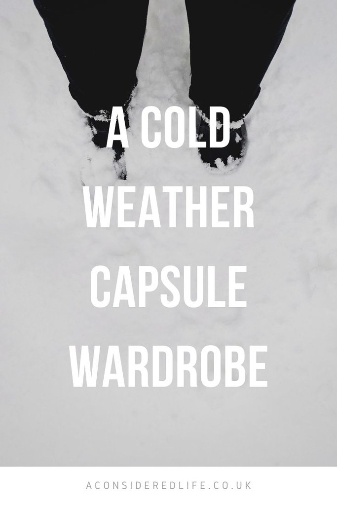 A Cold Weather Loungewear Capsule Wardrobe