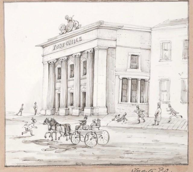 Toronto's 187th Birthday