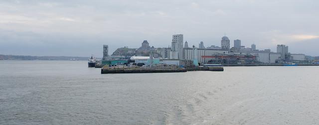 Port de Québec, Québec, Canada - 2571