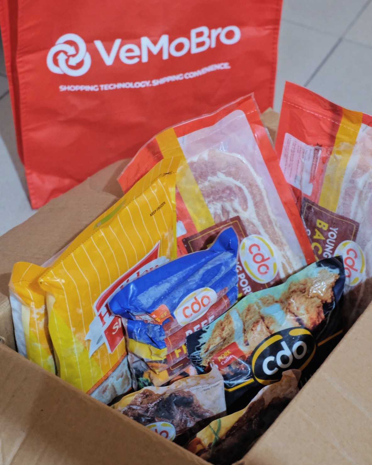 VeMoBro: New Online Shopping Platform + Review