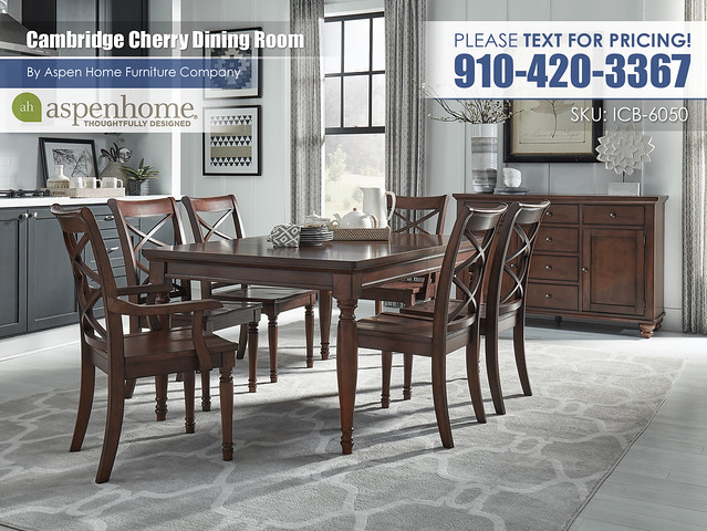 Cambridge Dining Collection ICB-6050_6670A_6670S_6808-BCH_BTY2
