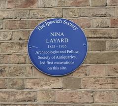 Nina Layard