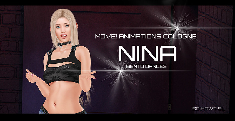 Move Animations Cologne - Nina