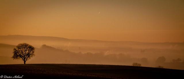Morgenstunde im Kraichgau