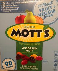 Healthy Fruit Snacks?