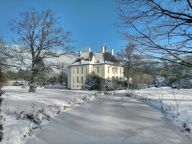 Hünxe - Schloss Gartrop 09