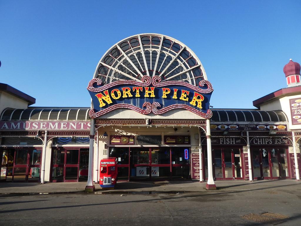 North Pier, Blackpool