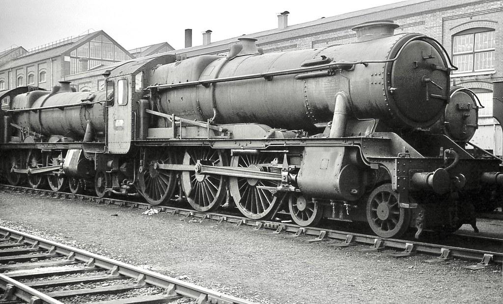Swindon Wiltshire 28th April 1963