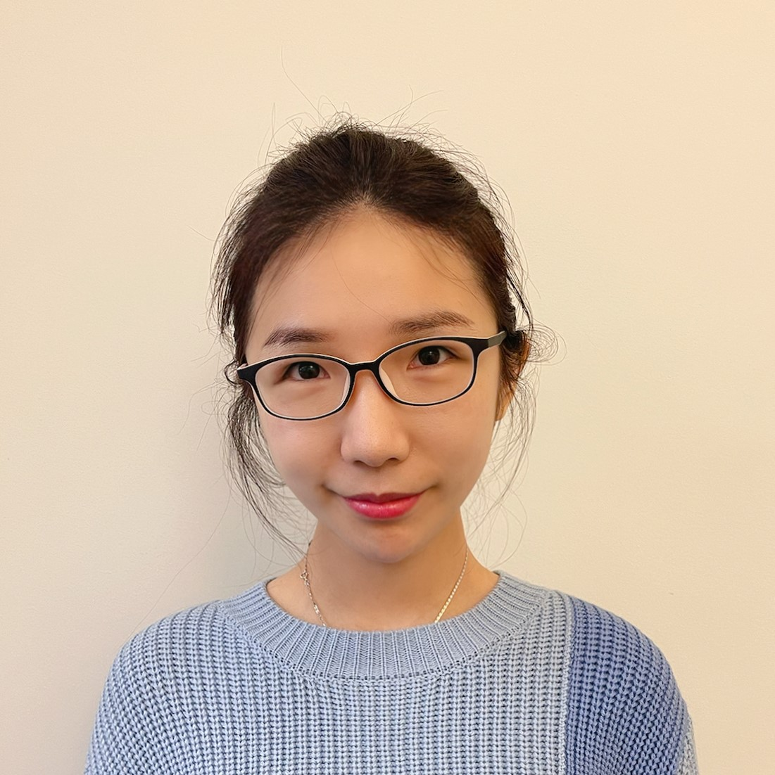 Portrait of Jude Zhu