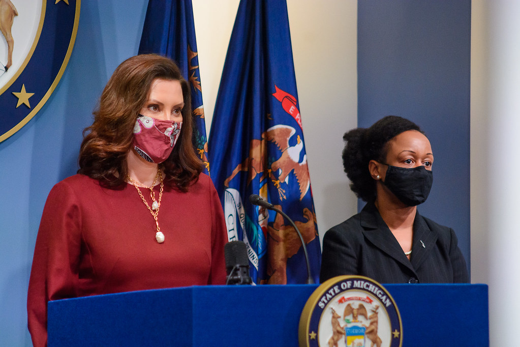 Governor Whitmer Continues To Support Plan For In-Person Learning by March First