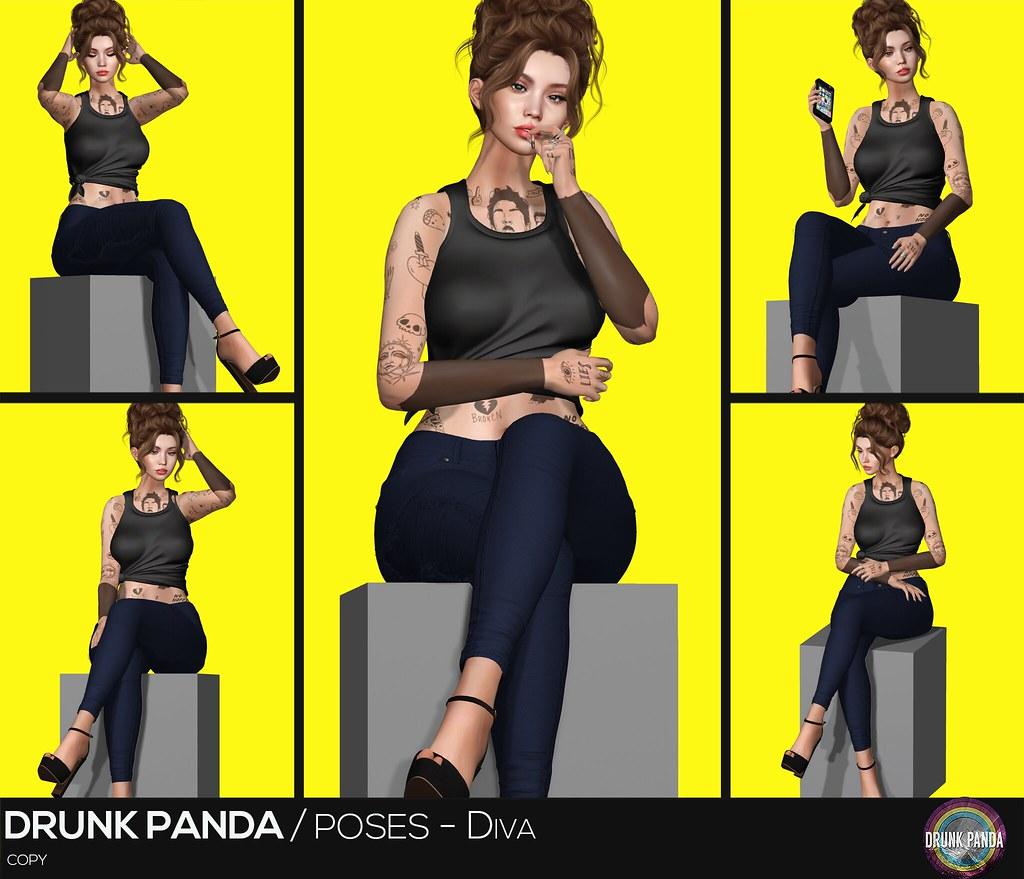 Drunk Panda – Diva