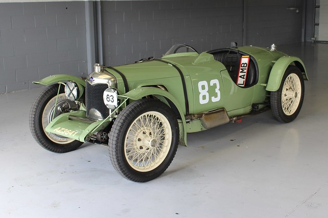 244 Riley Brooklands (1929) AZ 3641