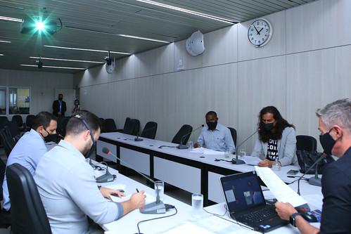 1ª Reunião Ordinária - Comissão de Meio Ambiente e Política Urbana