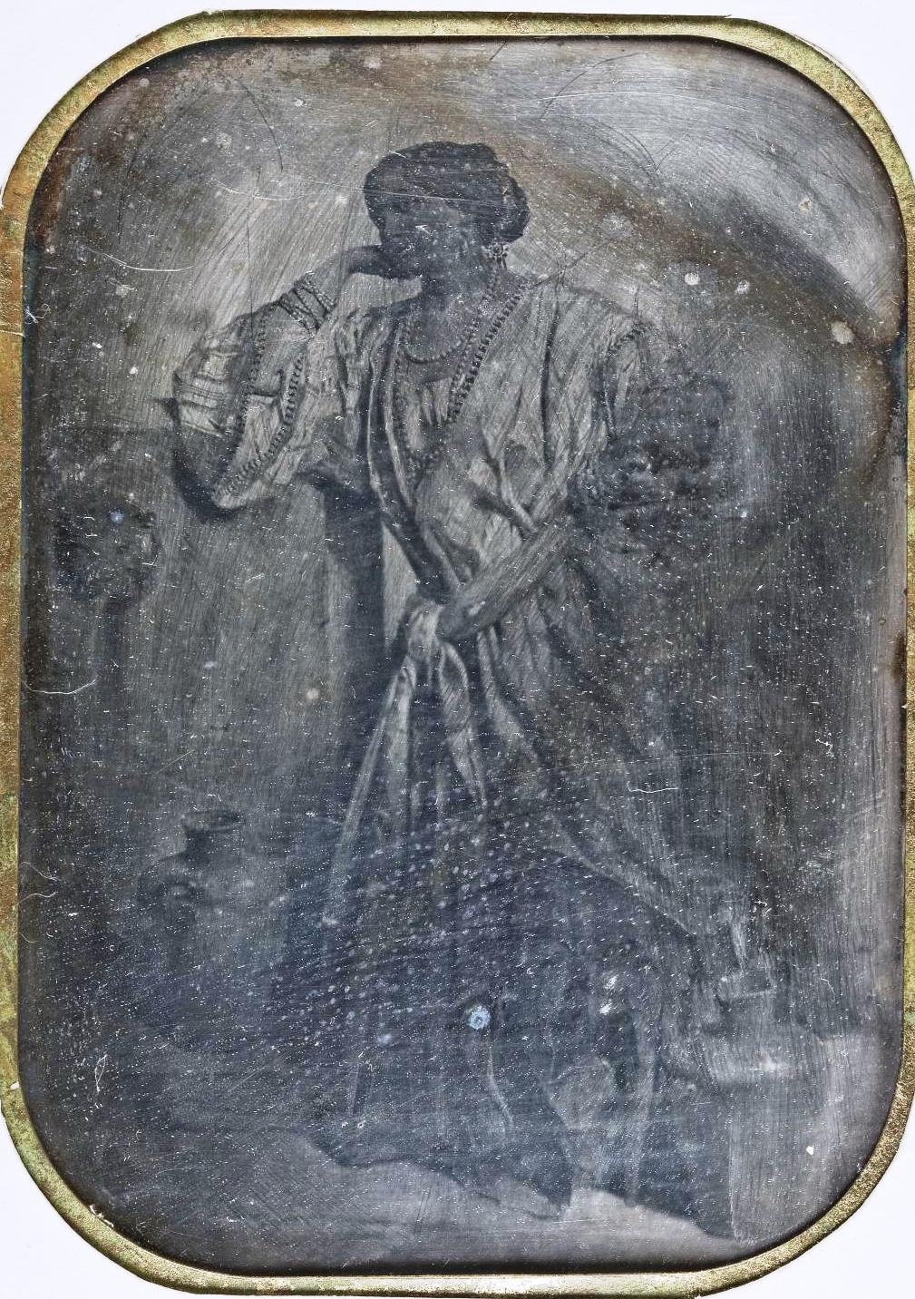 Портрет графини А.К.Воронцовой-Дашковой. 1850-е