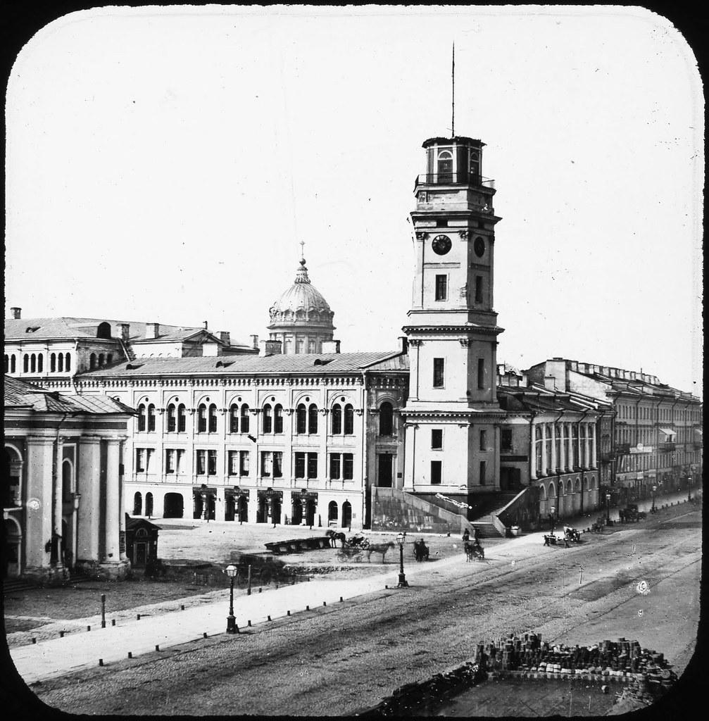 Городская дума. 1850-е