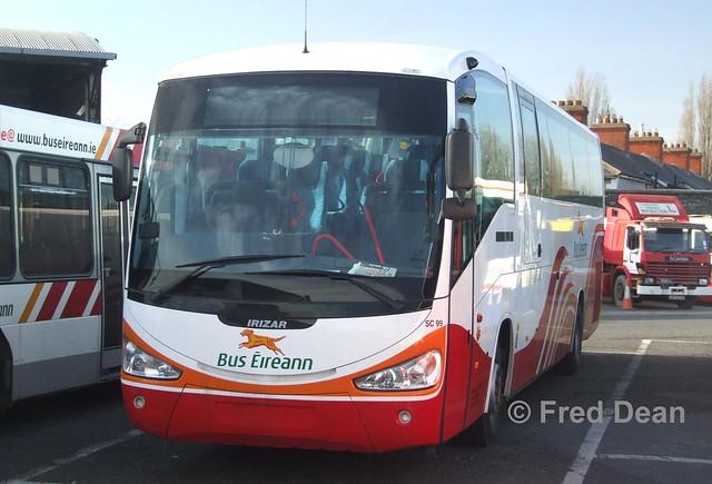 Bus Éireann SC 99.