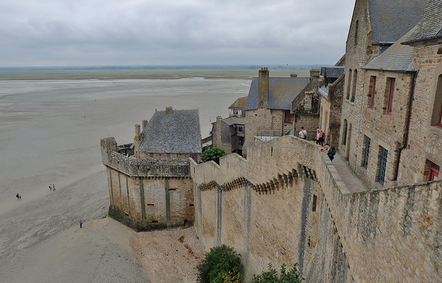 Le Mont Saint Michel, Normandie