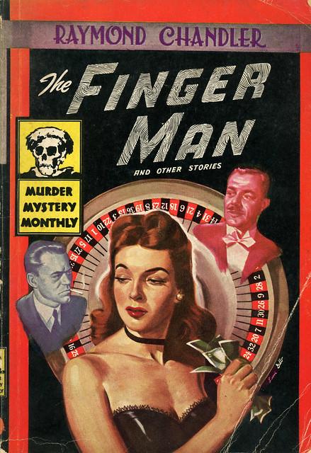 Avon Murder Mystery Monthly 43 - Raymond Chandler - The Finger Man