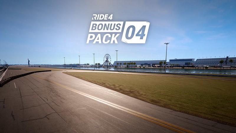 Ride 4 - Daytona International Speedway