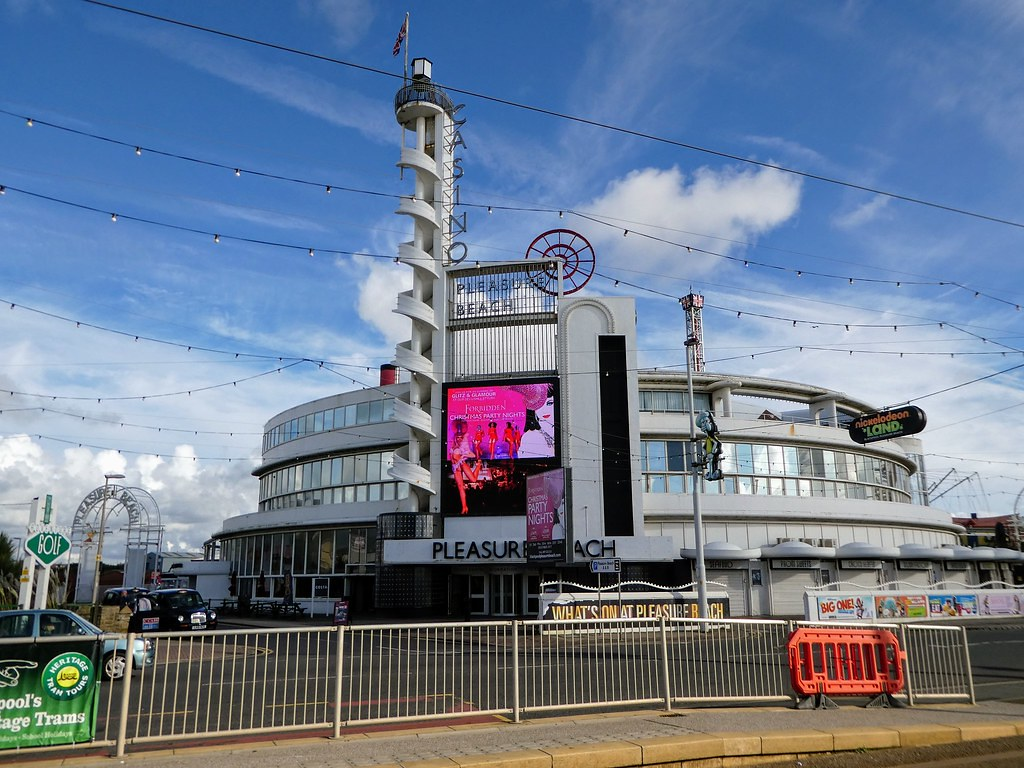 Pleasure Beach, Blackpool