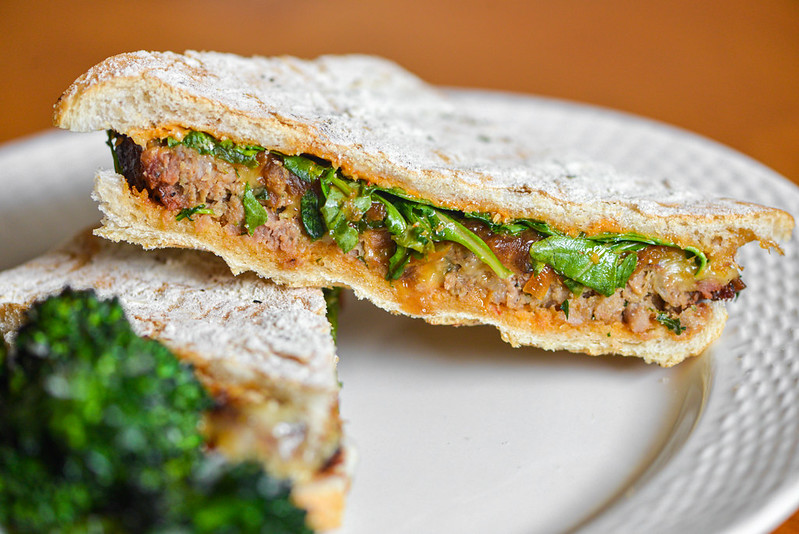 Meatloaf Paninis