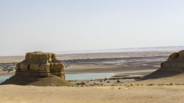 Egypt's Magic Lake in Fayoum