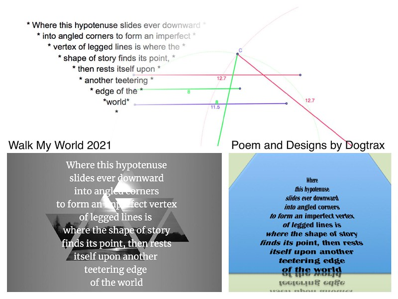 TriAnglPoem Collage