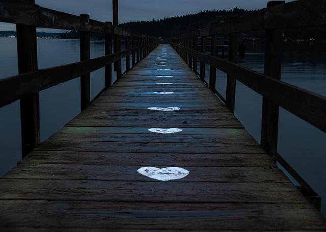 Pier Heart