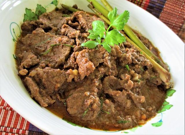 Satay beef 1