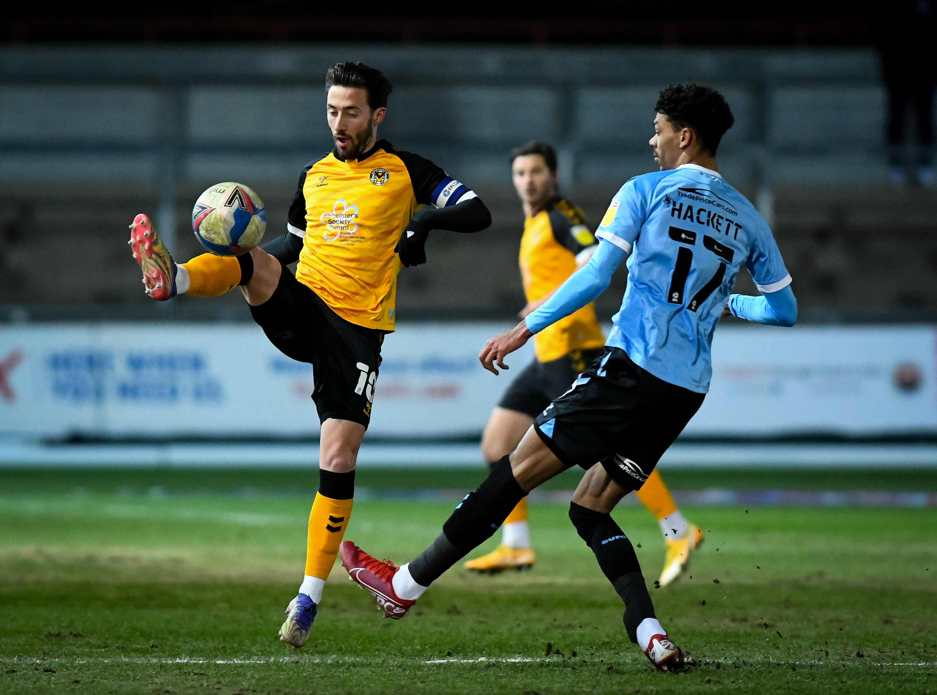 Newport County AFC v Southend United 090221