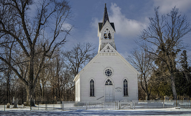 Bethel Church, Pike County, IL (Explored)