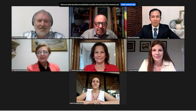 Argentina-2020-11-16-Argentinian Parliamentarians Take Up Topic of Environment in Zoom Webinar