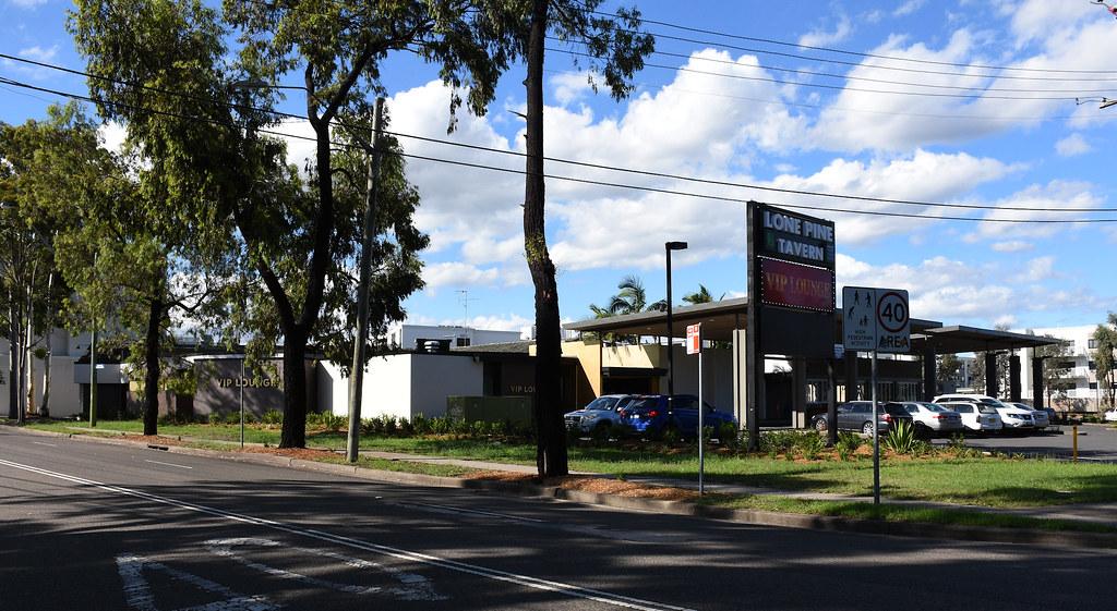 Lone Pine Tavern, Rooty Hill, Sydney, NSW.