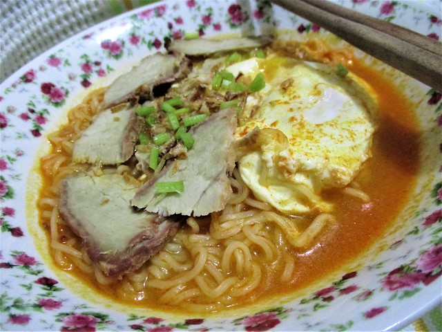 Daddy Mee, curry - soup