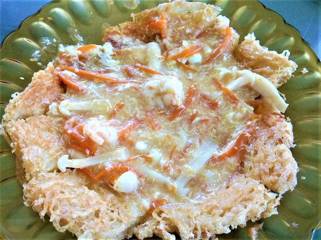 Melissa's egg gravy fried bihun