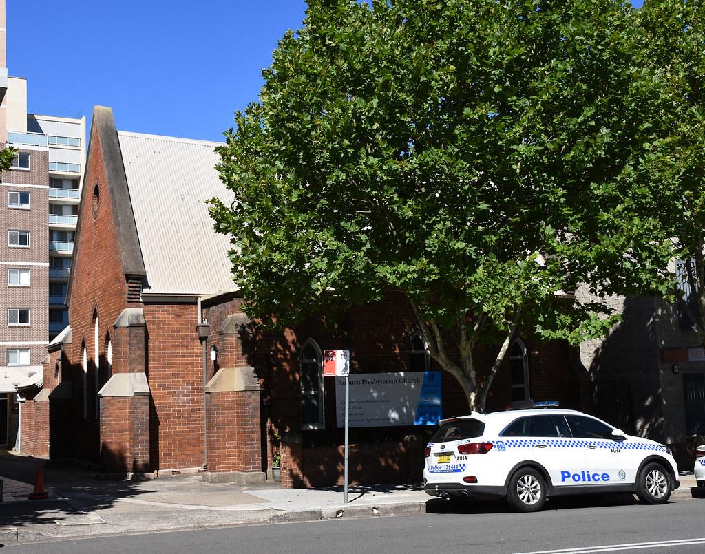 Presbyterian Church, Auburn, Sydney, NSW.