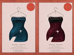 KiB Designs - Ninna Dress @Golden Days