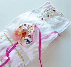 in progress, little book of sewing