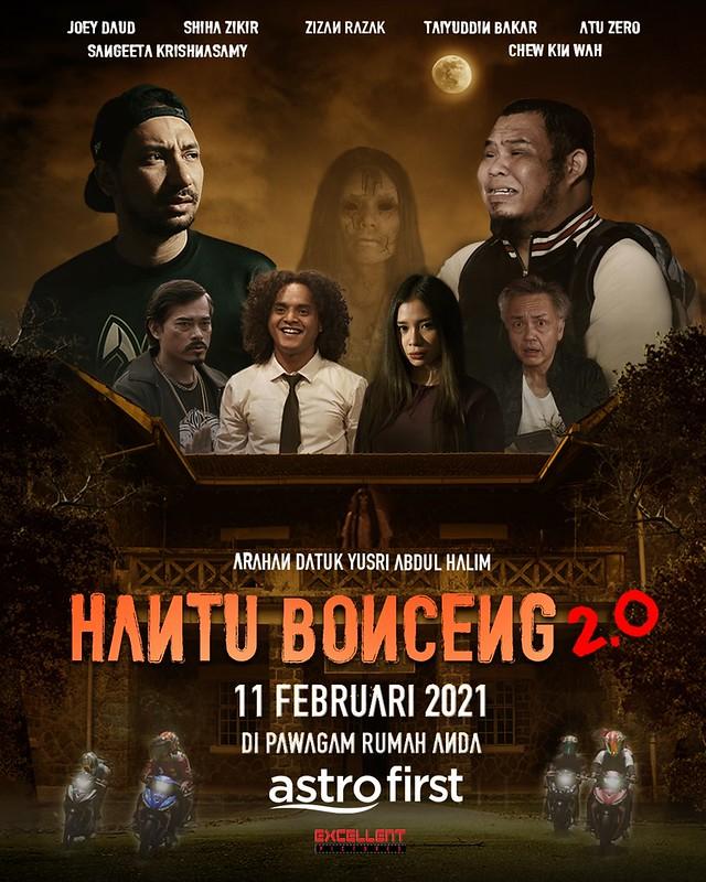 Poster Hantu Bonceng 2.0