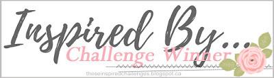 Inspired By - Challenge Winnter