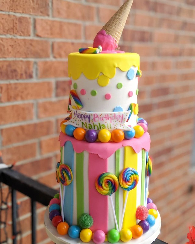 Cake by Terry's Sensational Cakes LLC