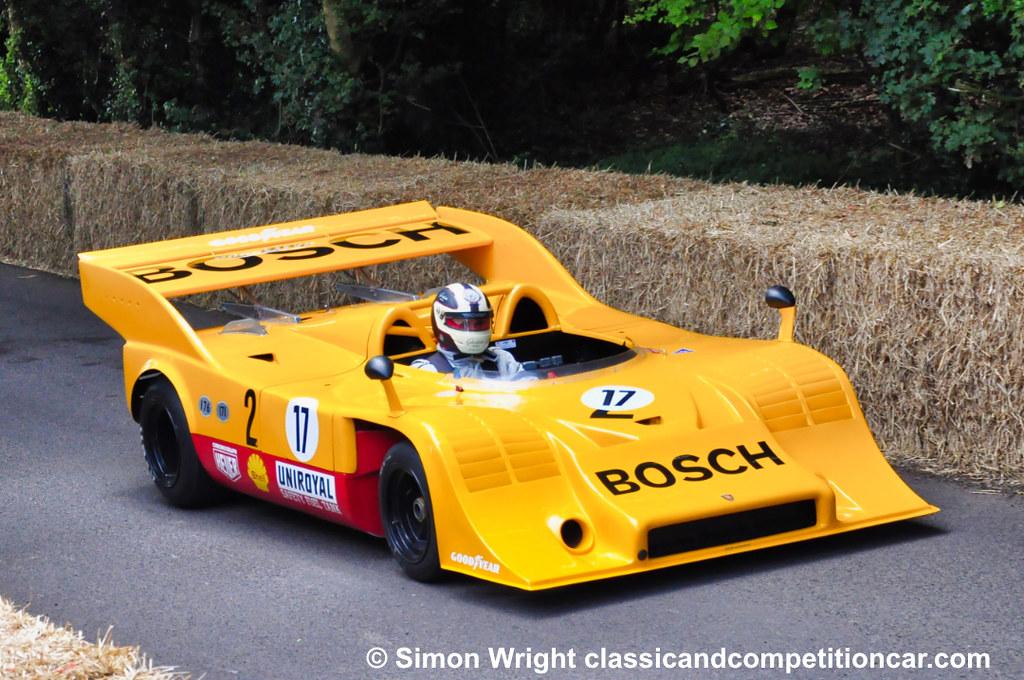 Porsche 917:10 TC 1973 Ex-Willi Kauhsen