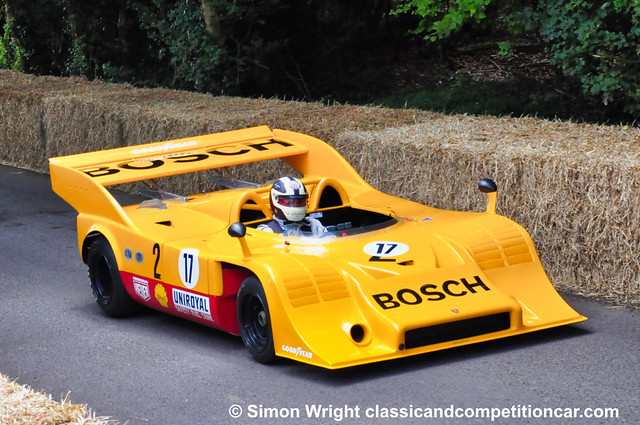 Porsche 917:10 TC 1973 Ex-Willi Kauhsen