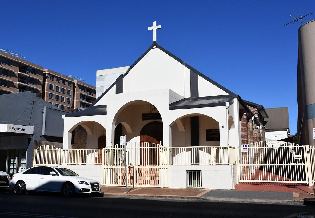 Armenian Catholic Church, Lidcombe, Sydney, NSW.