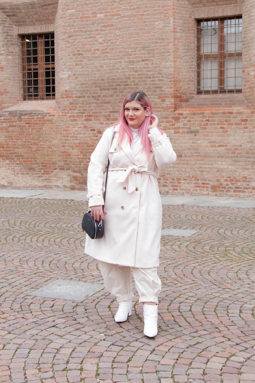 outfit curvy plus size total  white (4)