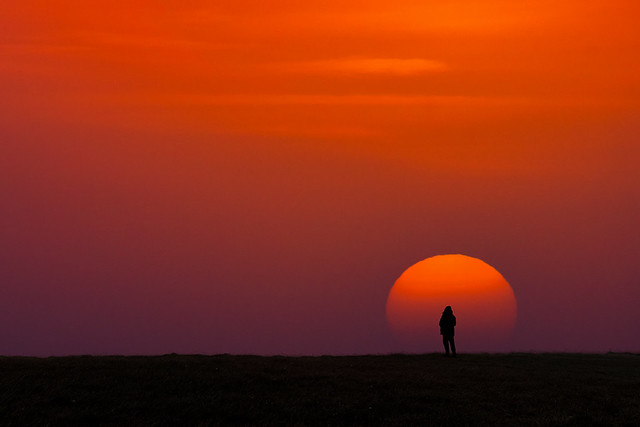 Ordinary sunrise (Explore)