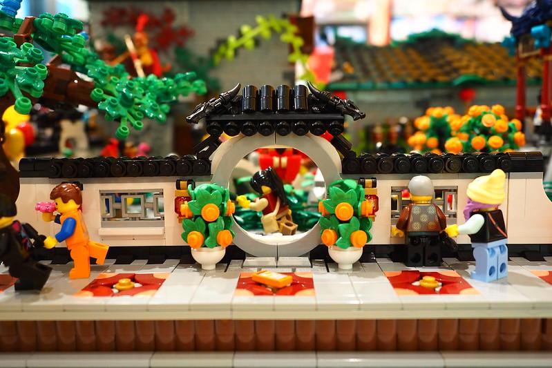 Bricks World JEM CNY Diorama