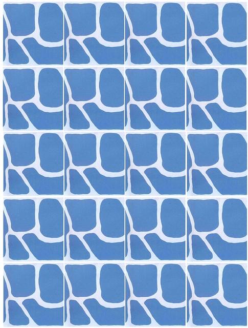 O meu azulejo - Jan Theuninck -  Zyklon B azulejos