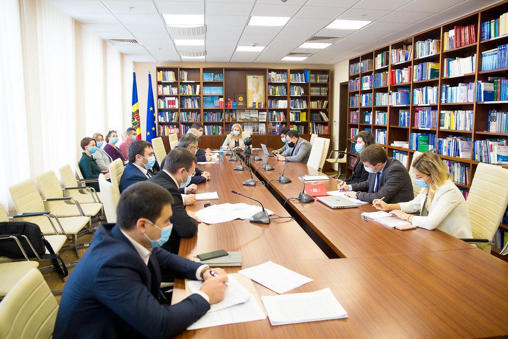 10.02.2021 Ședința Comisiei politică externă și integrare europeană