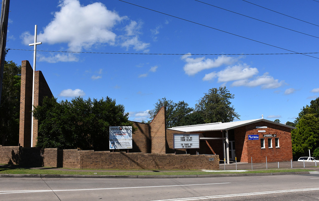 Dundas Ermington Uniting Church, Dundas, Sydney, NSW.